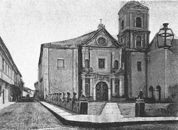 San%20Agustin%20Church - The National Character of the Philippines: European? Asian? Both? - Bohol Directory